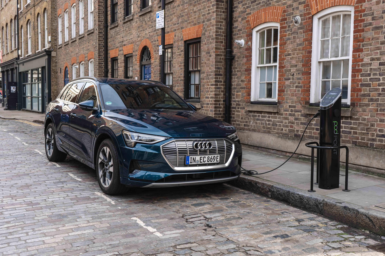 Audi E Tron Front