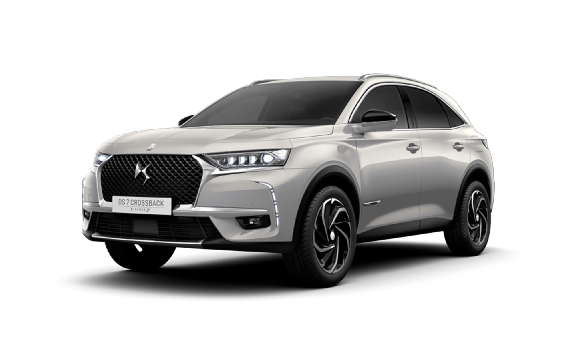 Ds 7 Crossback White Background