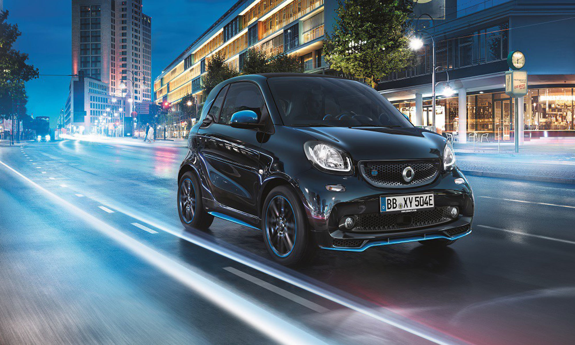 Fortwo Lifestyle Image