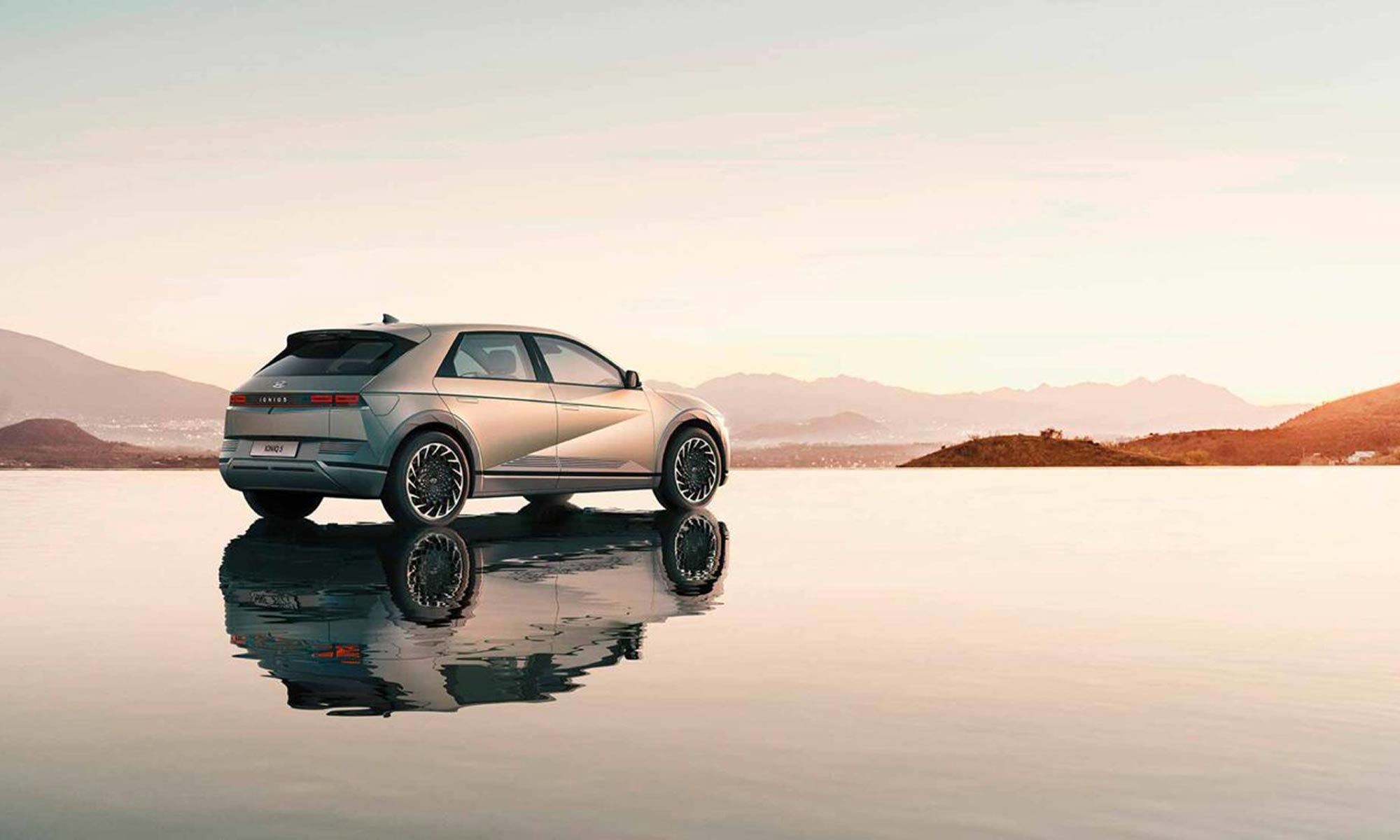 Hyundai Ioniq5 Life Style