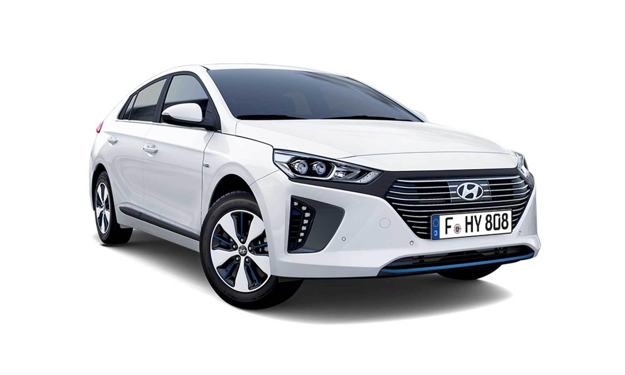 Hyundai IONIQ PHEV (2017)
