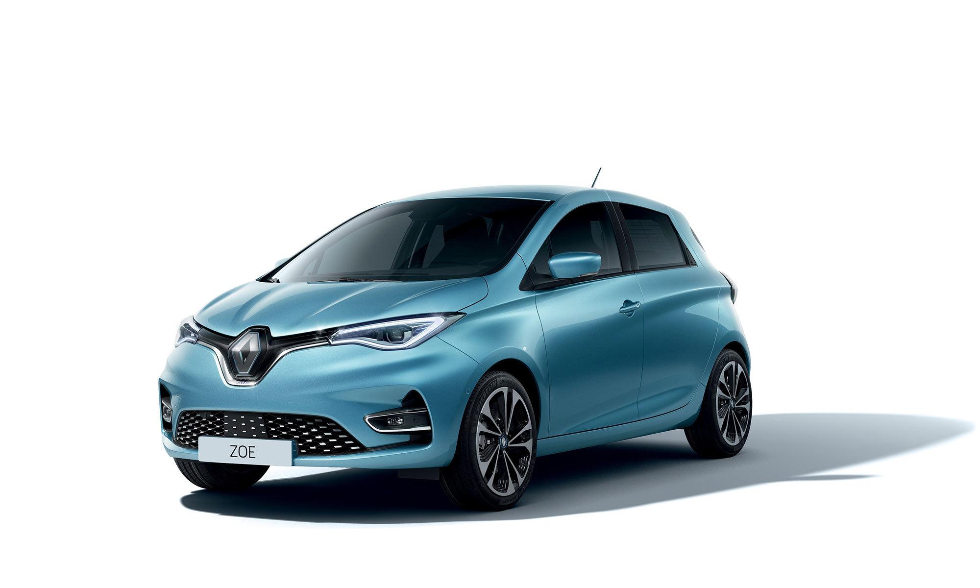 Renault Zoe R110  ZE50 (2020)