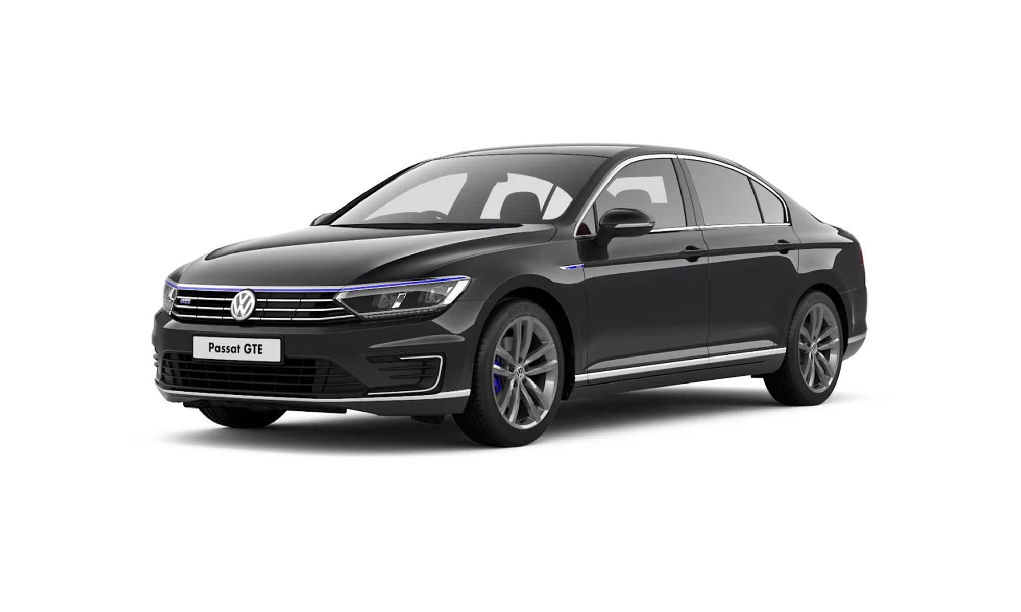 Volkswagen Passat GTE (2015)
