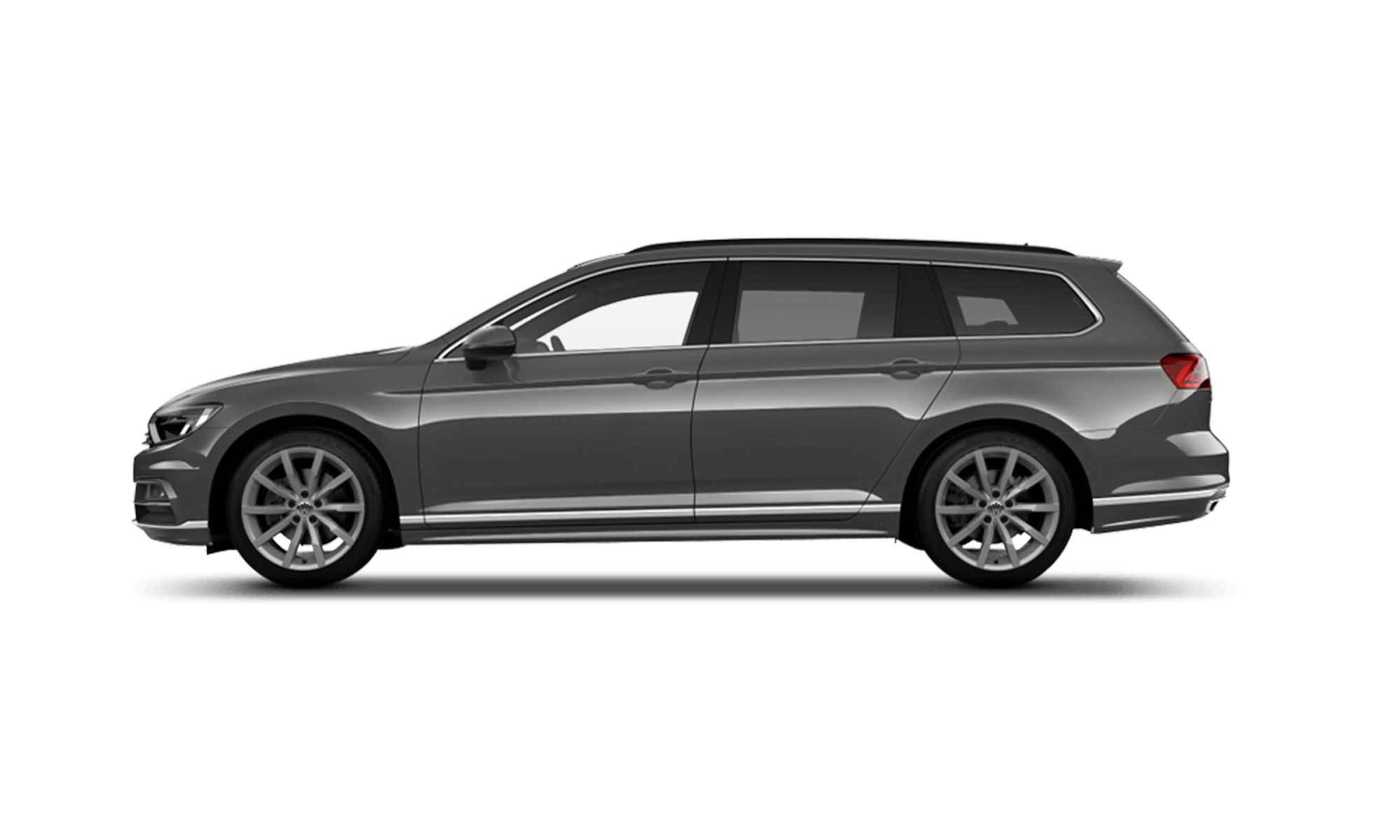 Volkswagen Passat Estate GTE (2015)