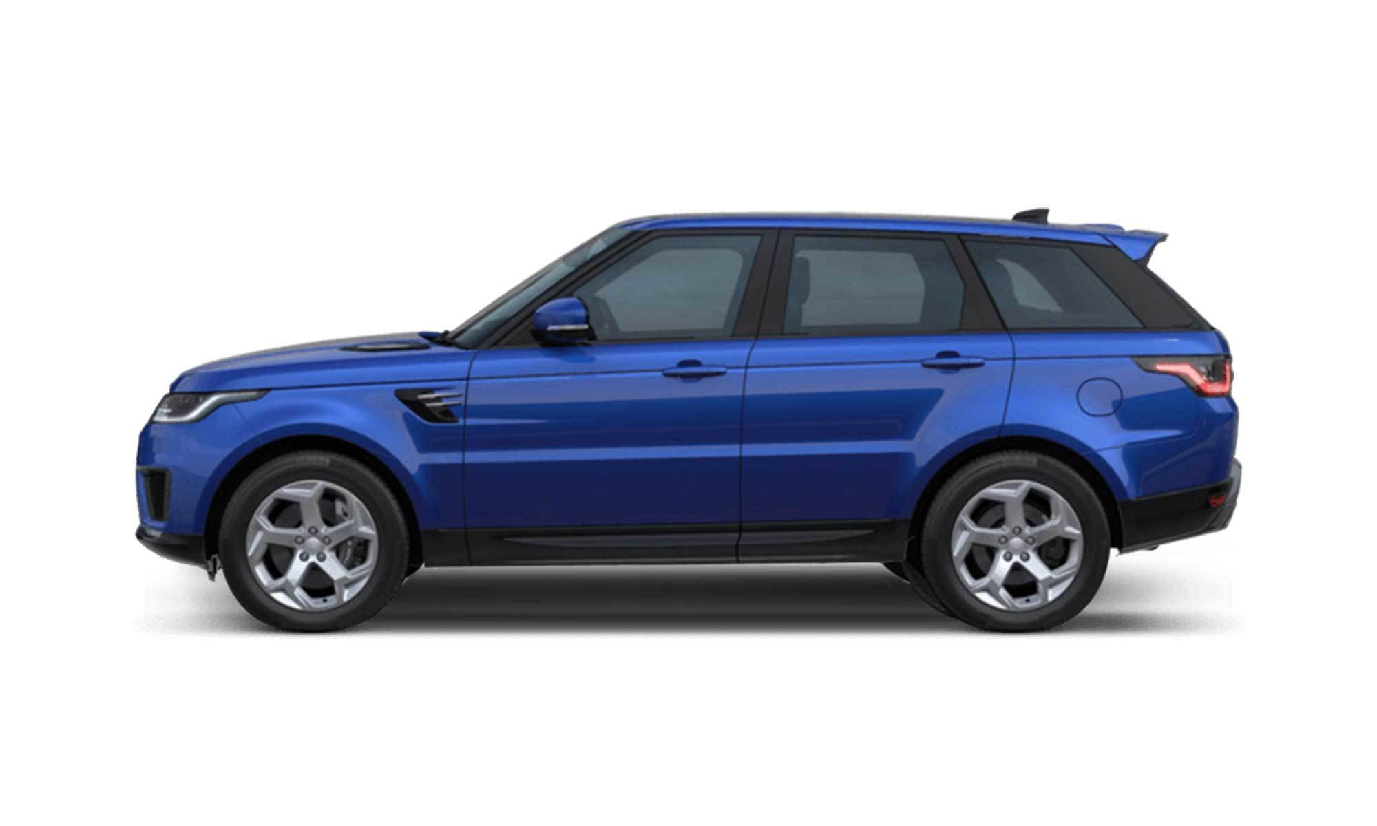 Land Rover Range Rover Sport PHEV (2018)