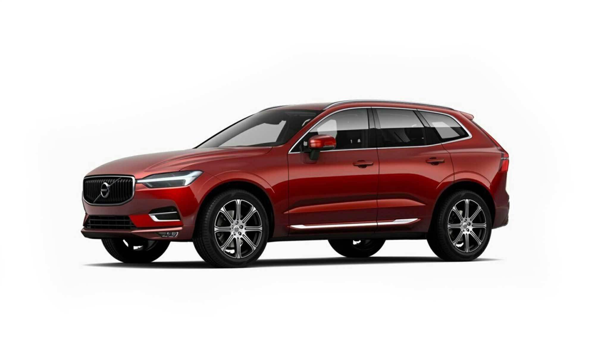 Volvo XC60 PHEV (2021)