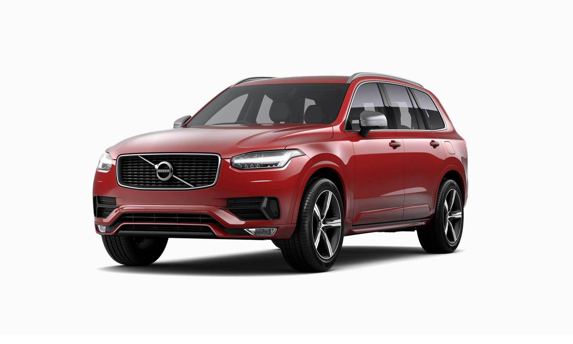 Volvo XC90 PHEV (2021)