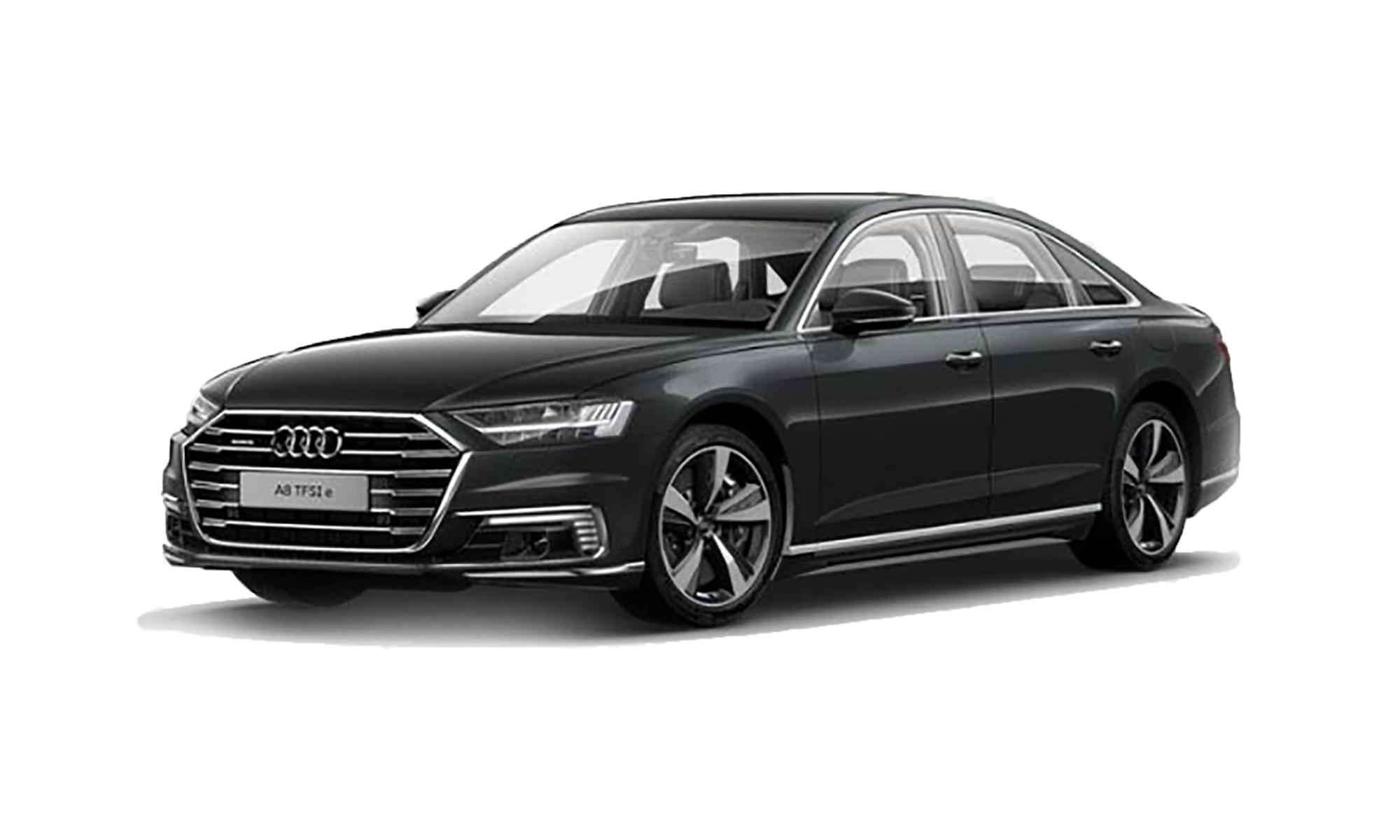 Audi A8 TFSI e (2020)