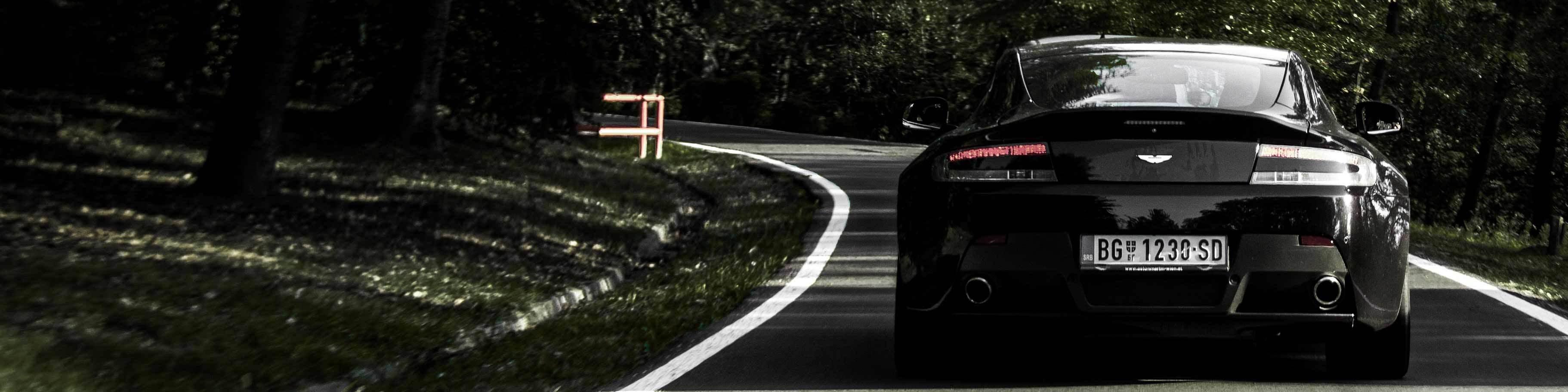 Aston Martin Header