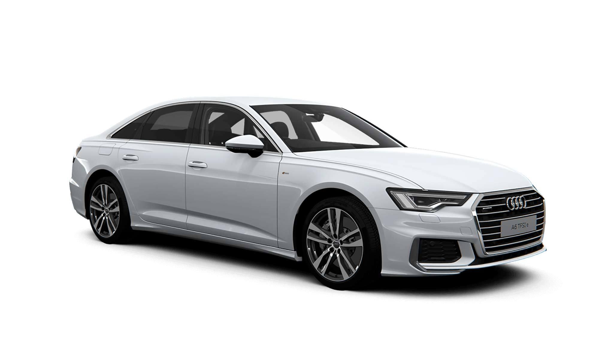 Audi A6 TFSI e (2021)