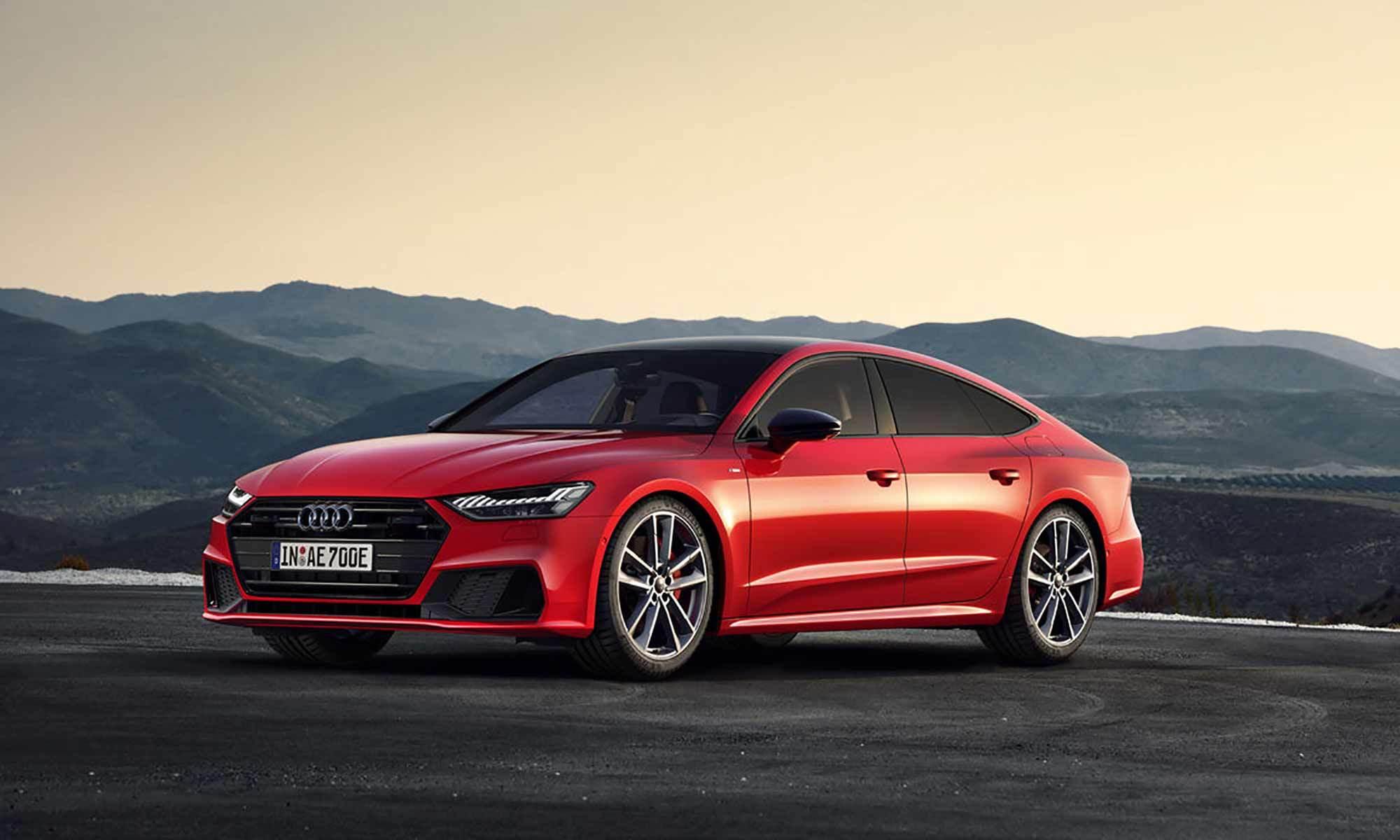 Audi A7 Tfsie Lifestyle