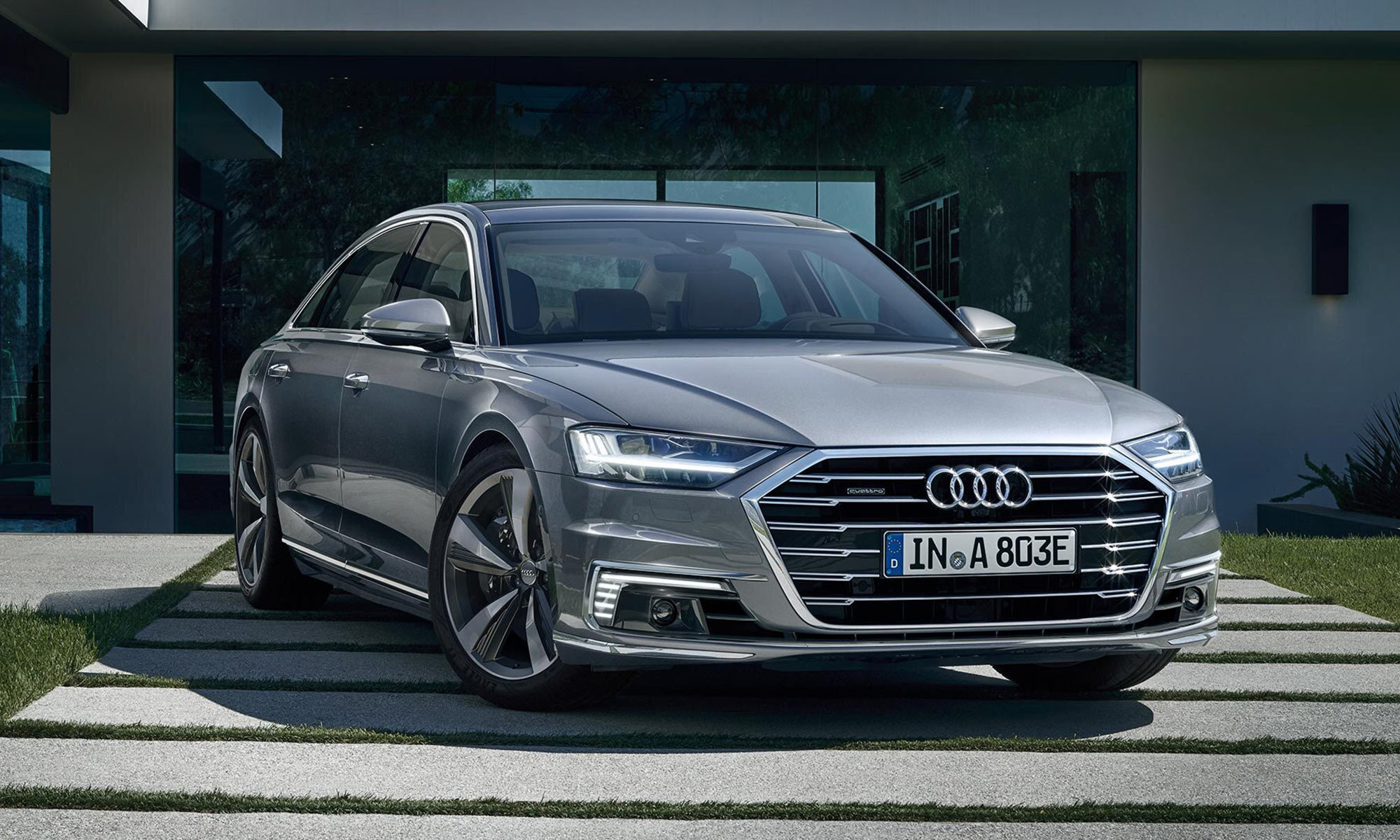 Audi A8 Tfsi E Lifestyle