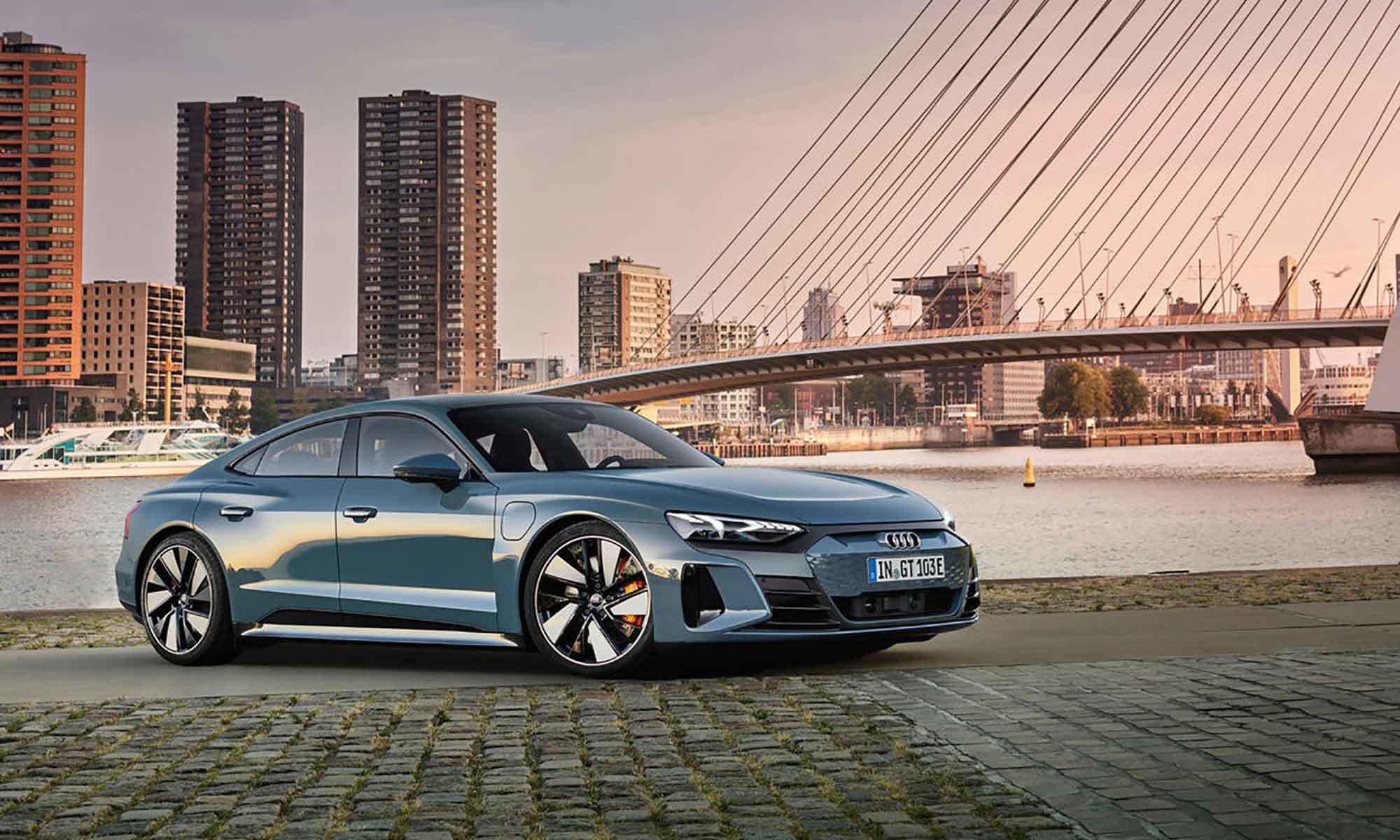 Audi E Tron Gt Lifestyle