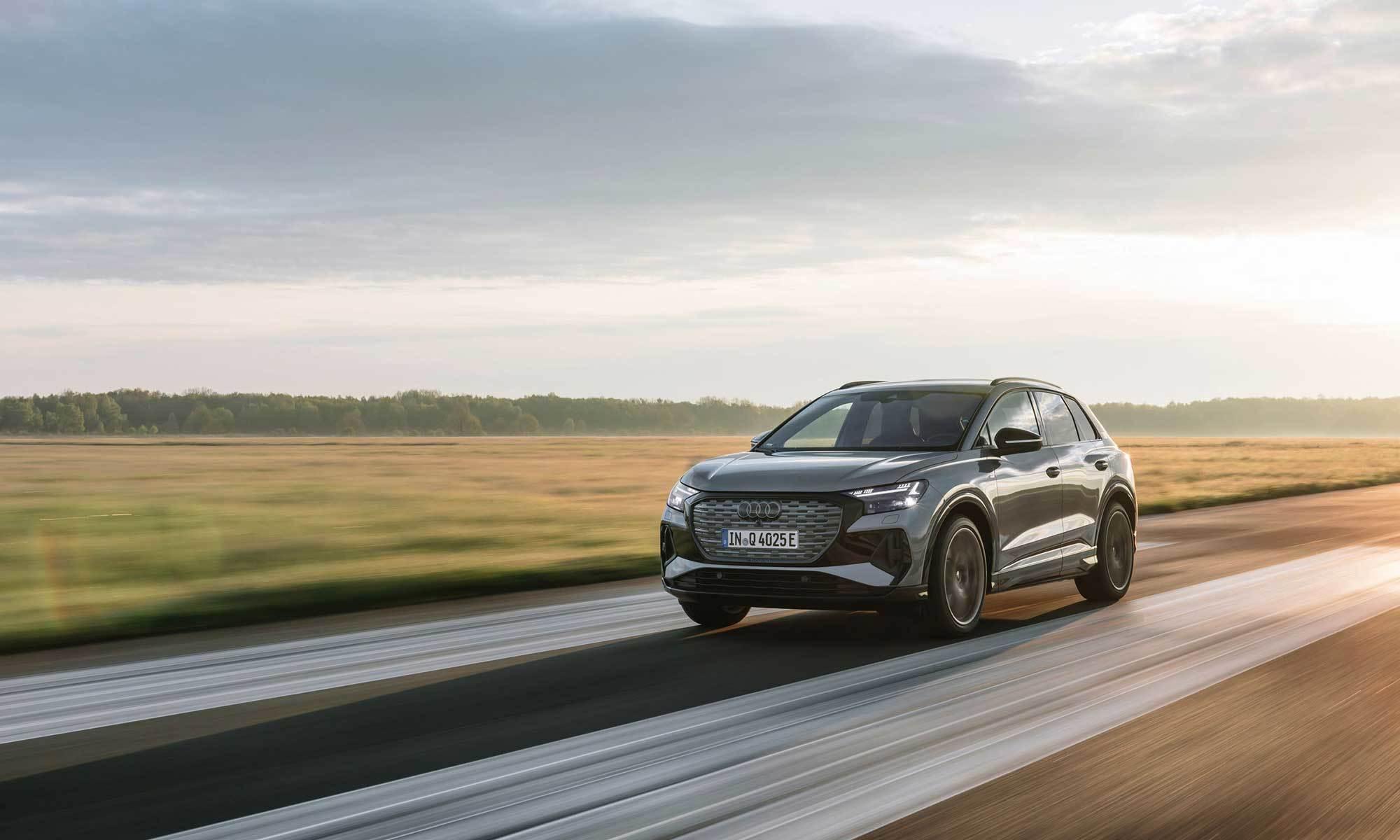Audi Q4 Lifestyle