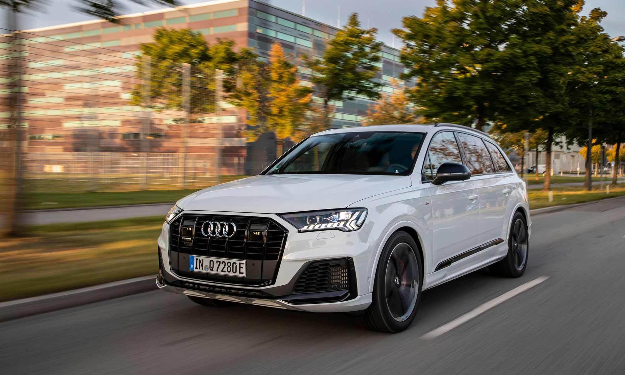 Audi Q7 Lifestyle Image