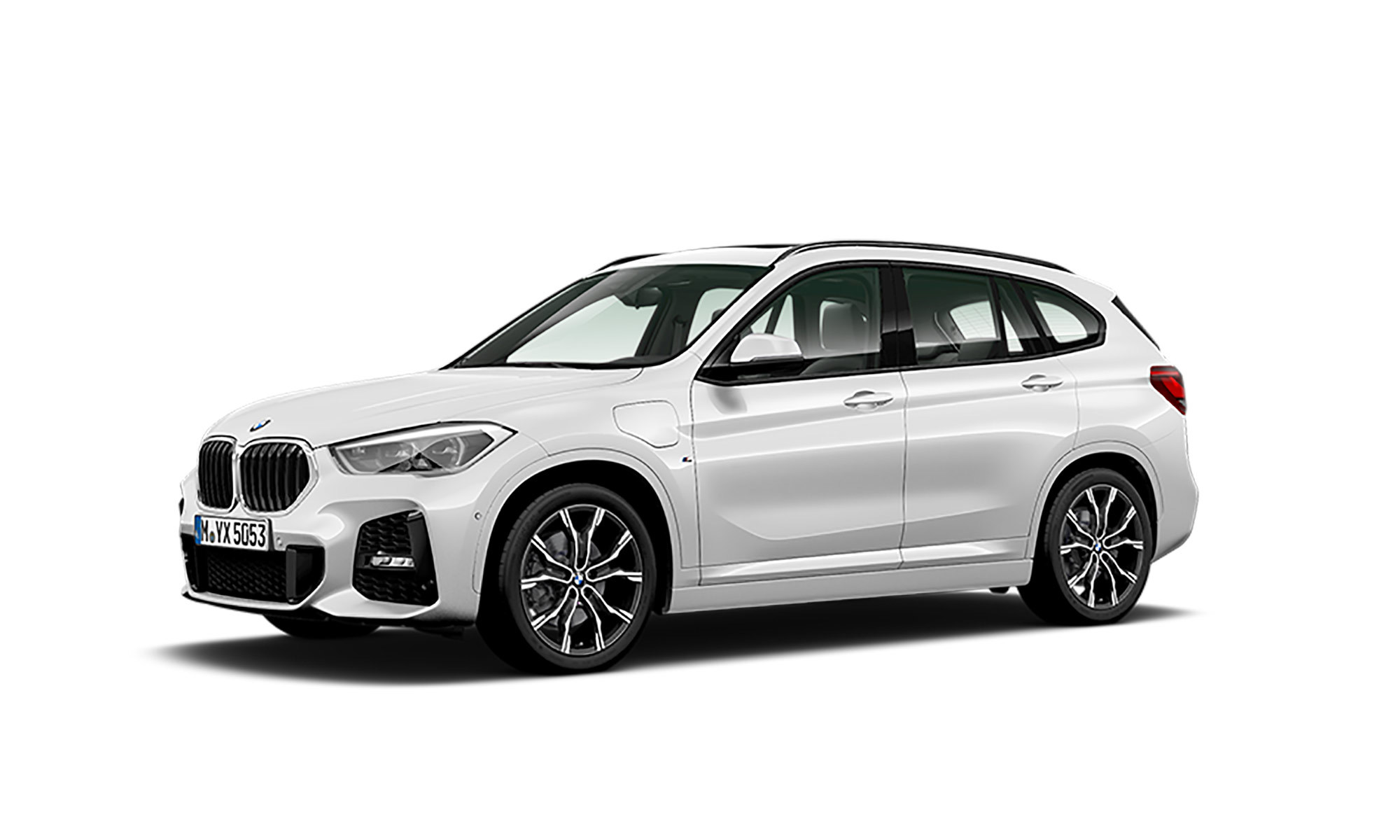 Bmw X1 White Background
