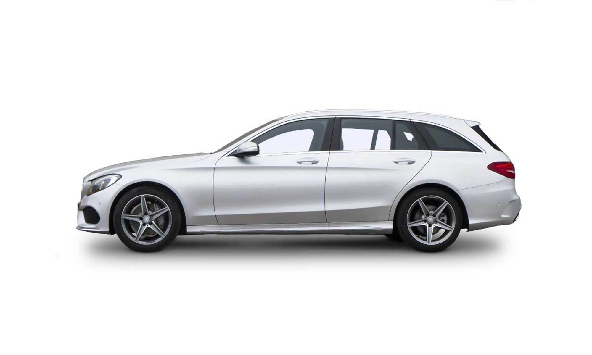 Mercedes C350e Estate PHEV (2015)