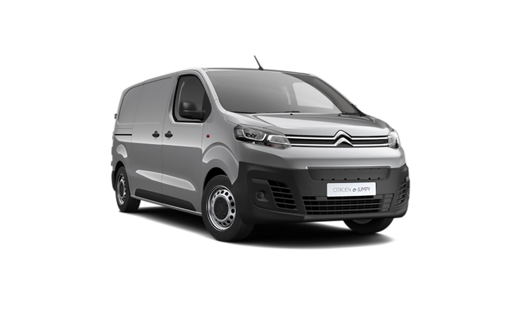 Citroën ë-Dispatch (2020)