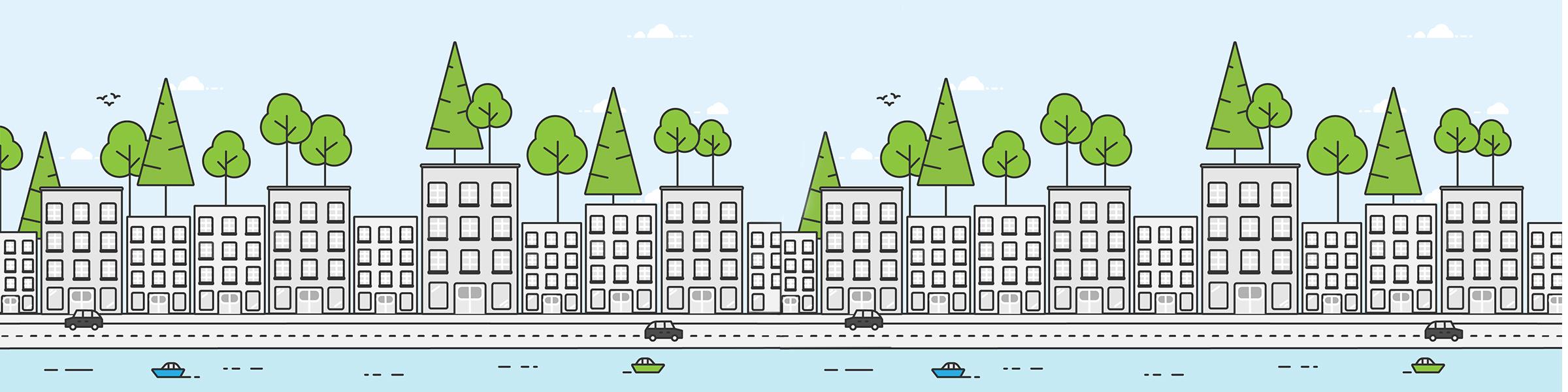 City Trees Header