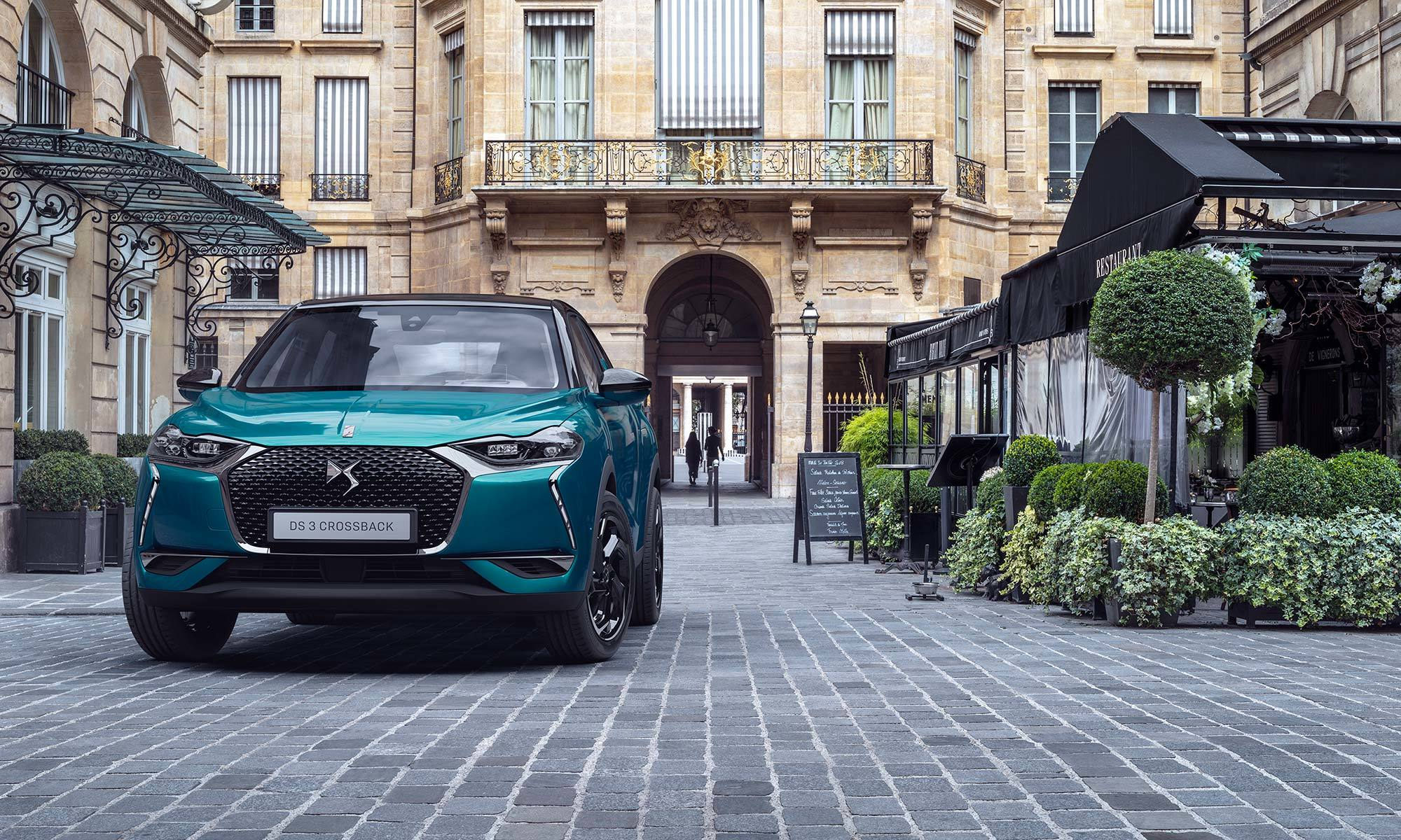 Ds 3 Crossback Lifestyle