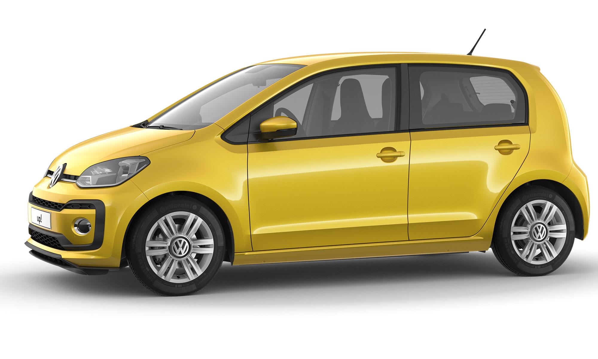 Volkswagen e-up! (2020)