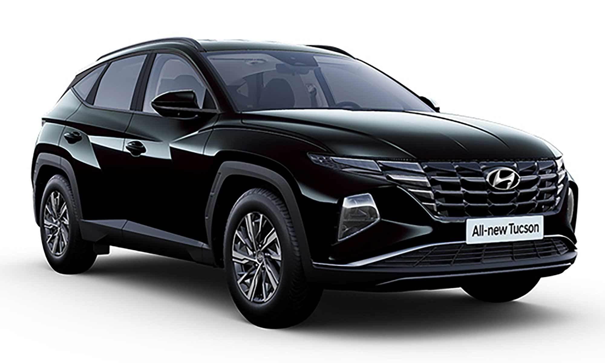 Hyundai Tucson PHEV (2021)