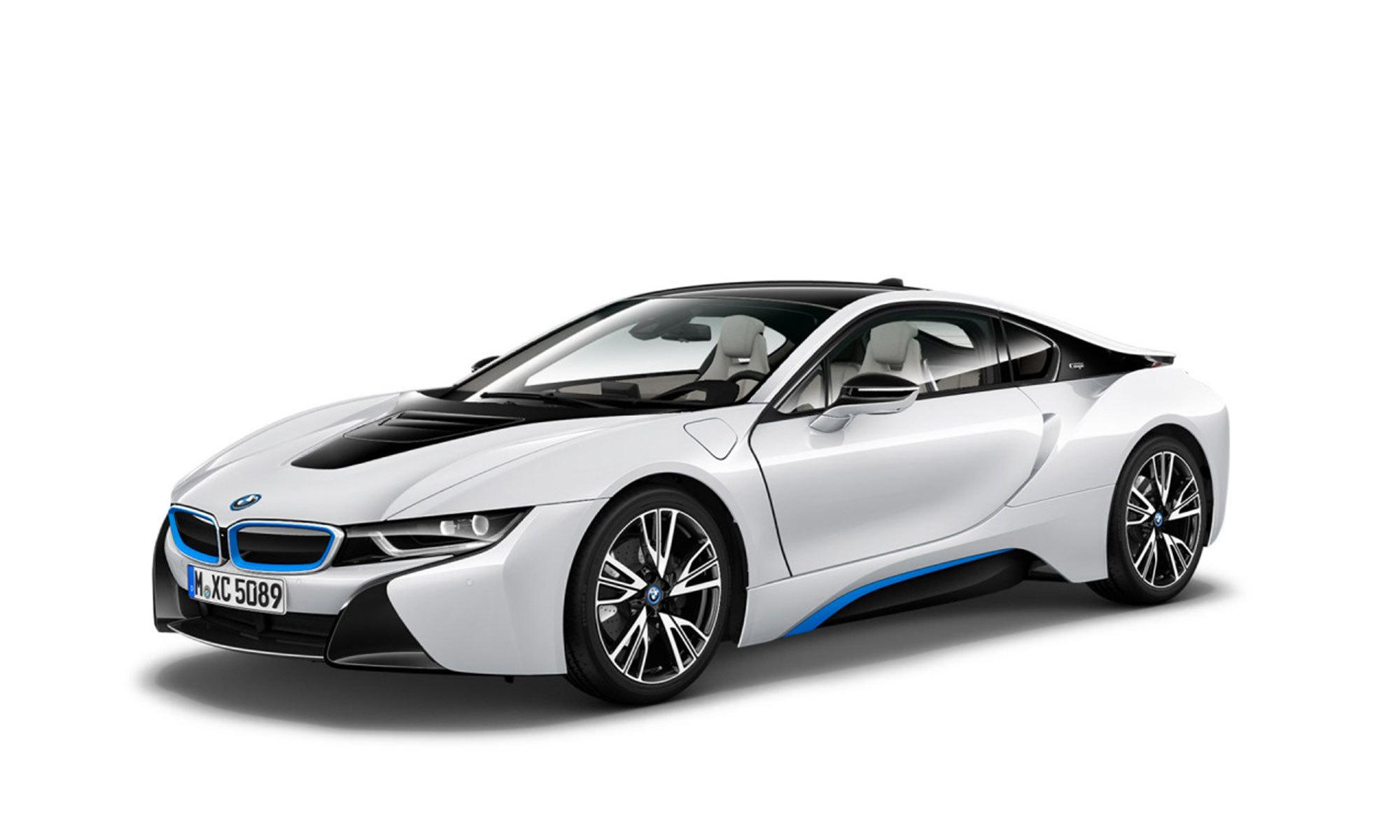 BMW i8 Coupe (2018)