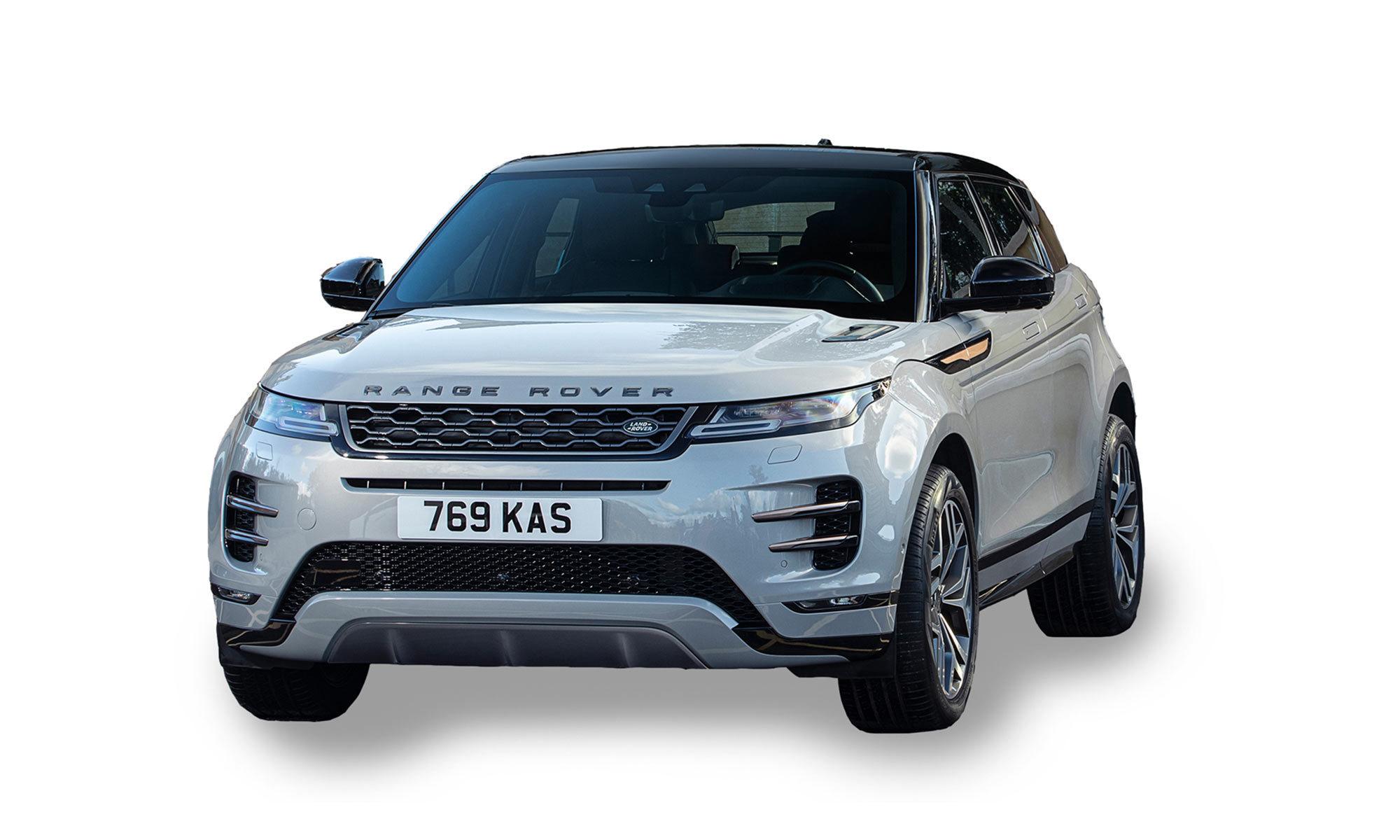 Land Rover Range Rover Evoque PHEV (2020)