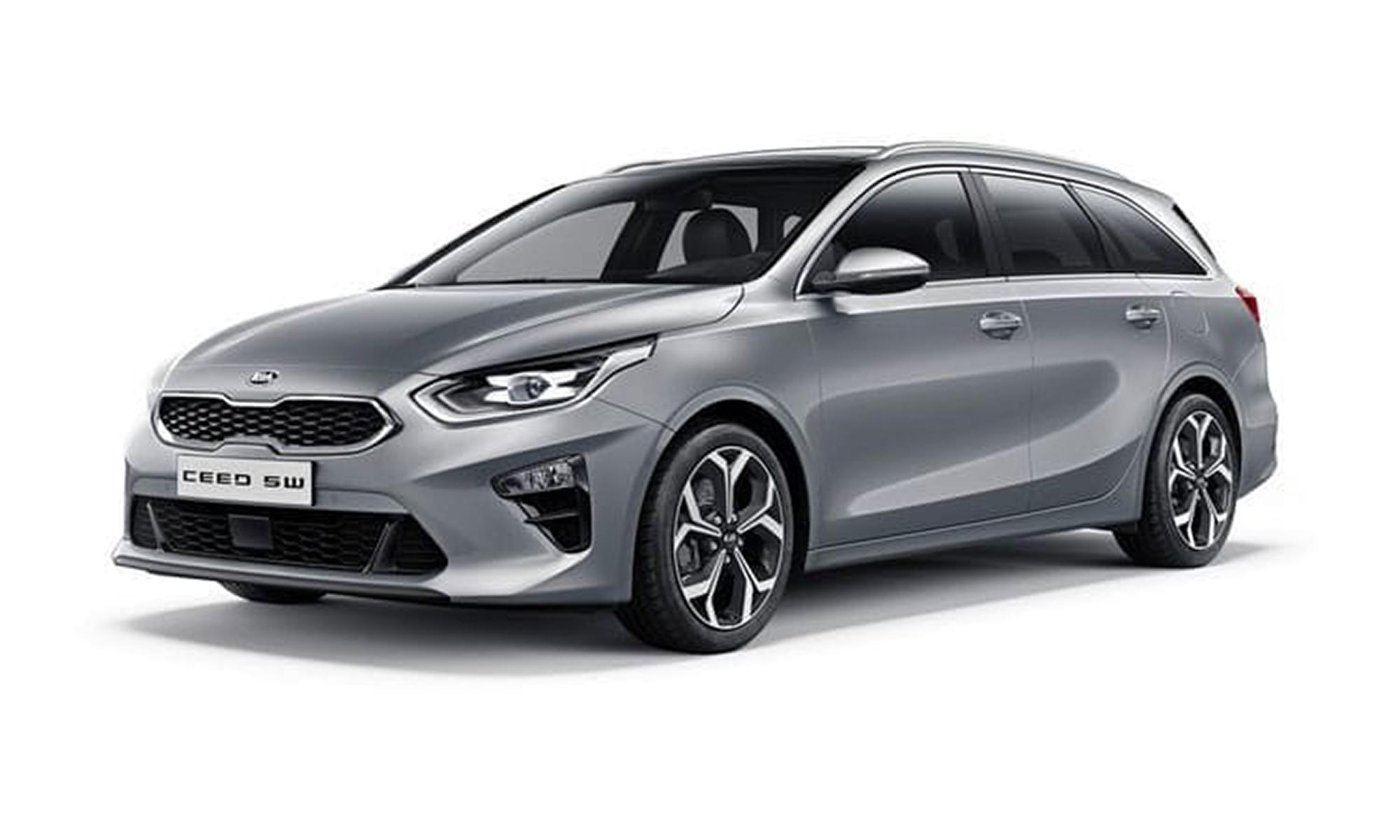 Kia Ceed Sportswagon PHEV (2020)