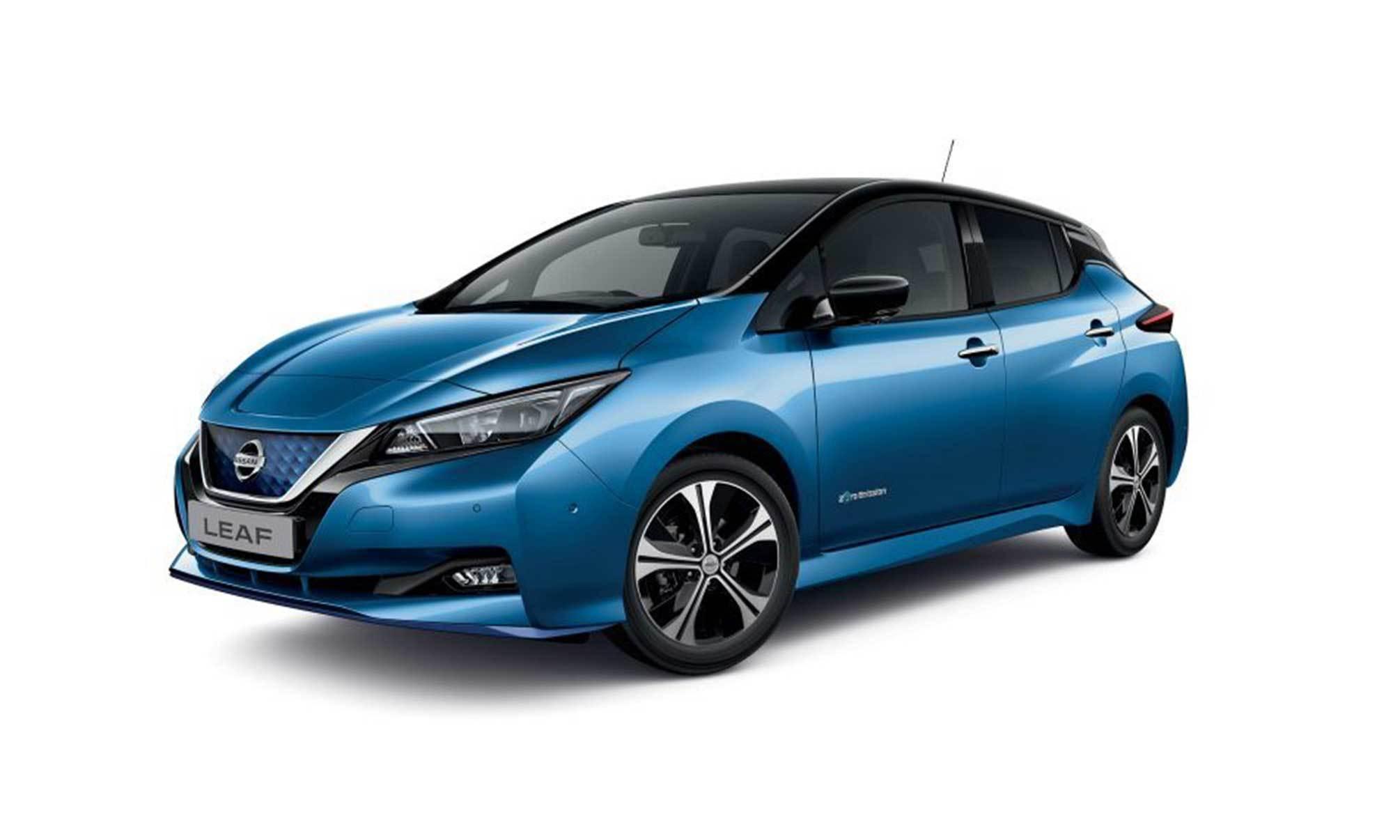 Nissan LEAF 3.ZERO e+ (2019)