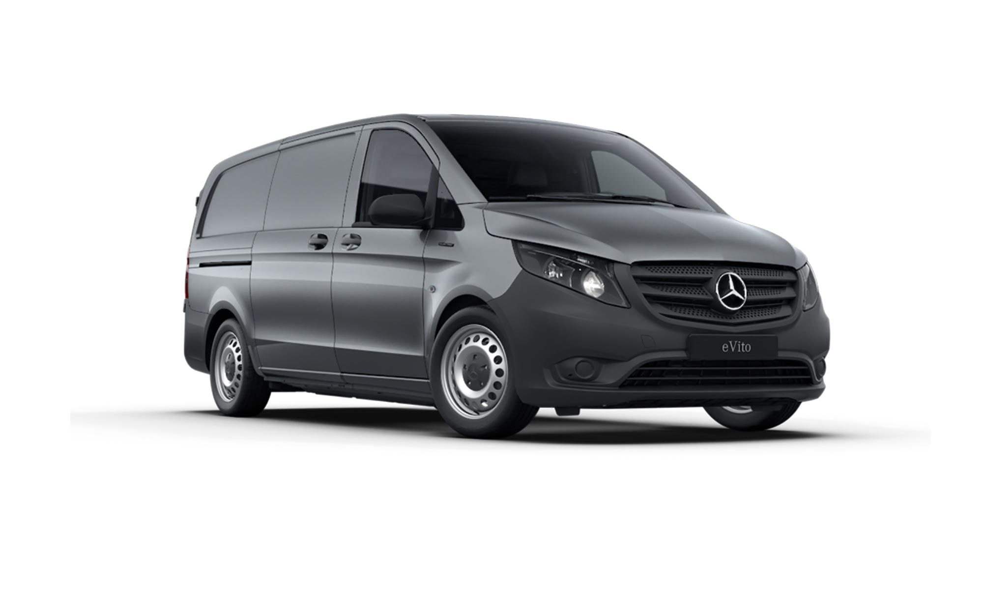 Mercedes eVito (2020)