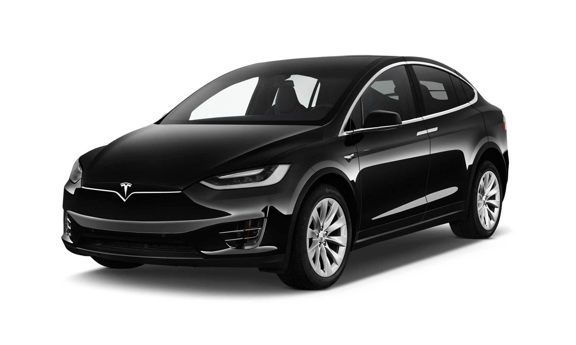 Tesla Model X (2019)