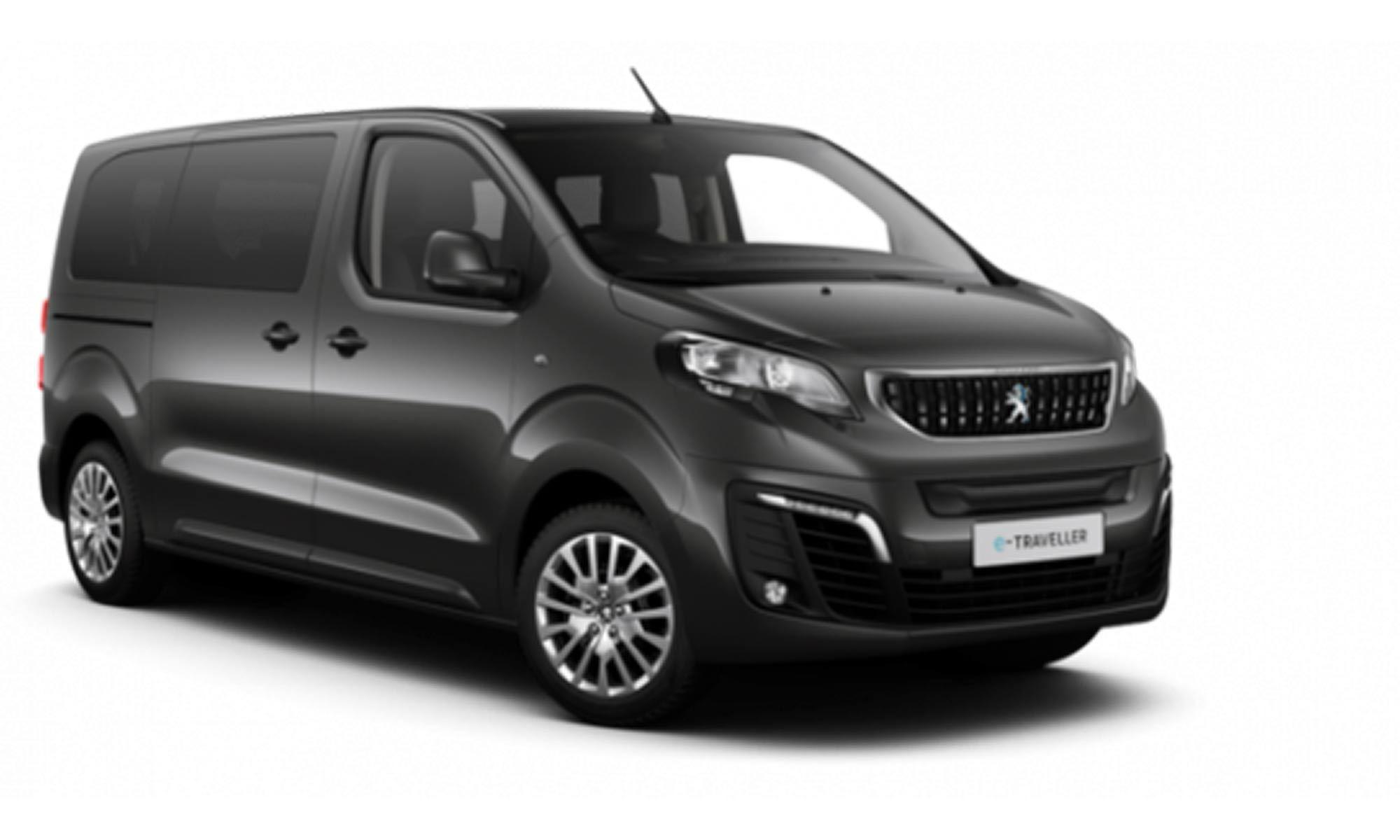 Peugeot e-Traveller (2021)