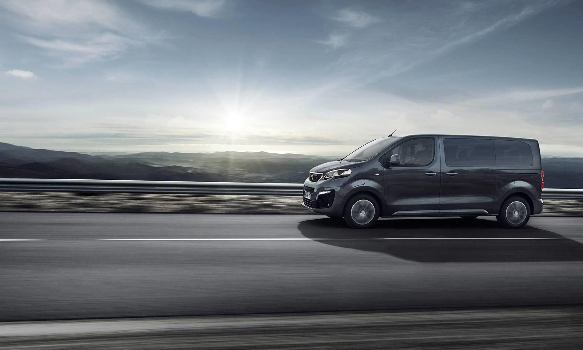 Peugeot E Traveller Lifestyle