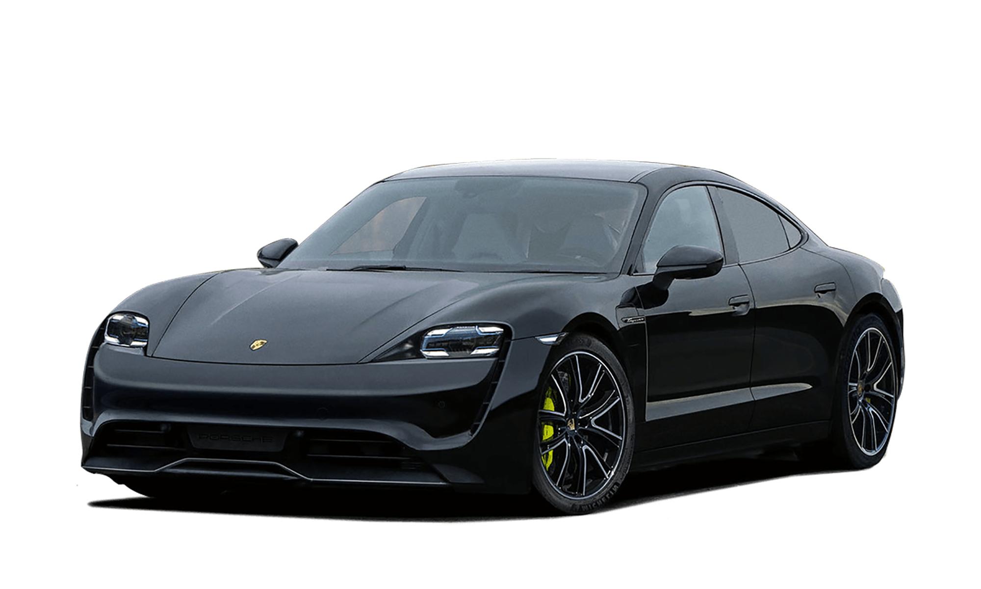 Porsche Taycan (2020)