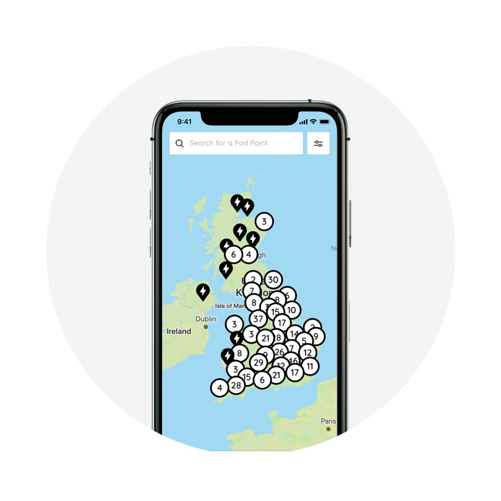 Small App Map Feature