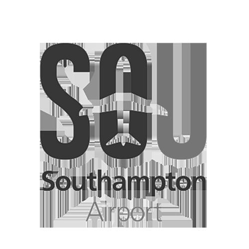Southampton Airport Bw