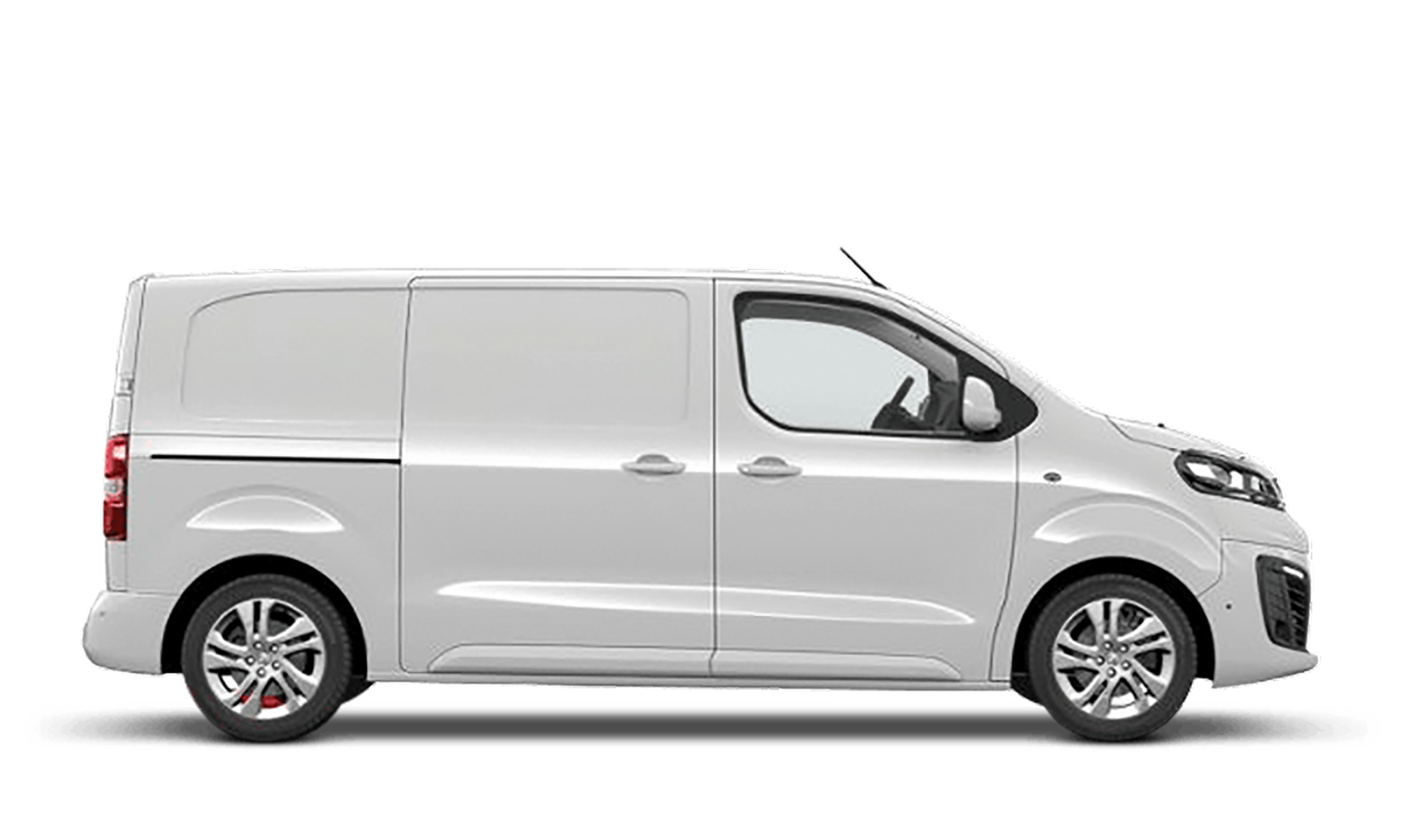 Vivaro E White Background
