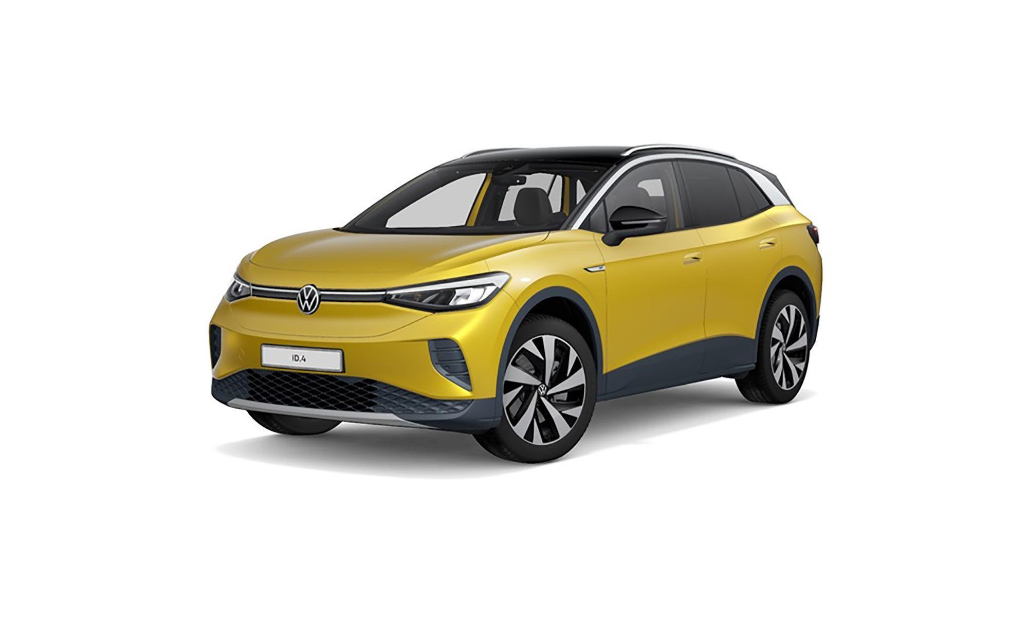 Volkswagen ID.4 (2021)
